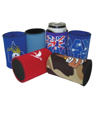 Stubby Holder Item 2a and 2b